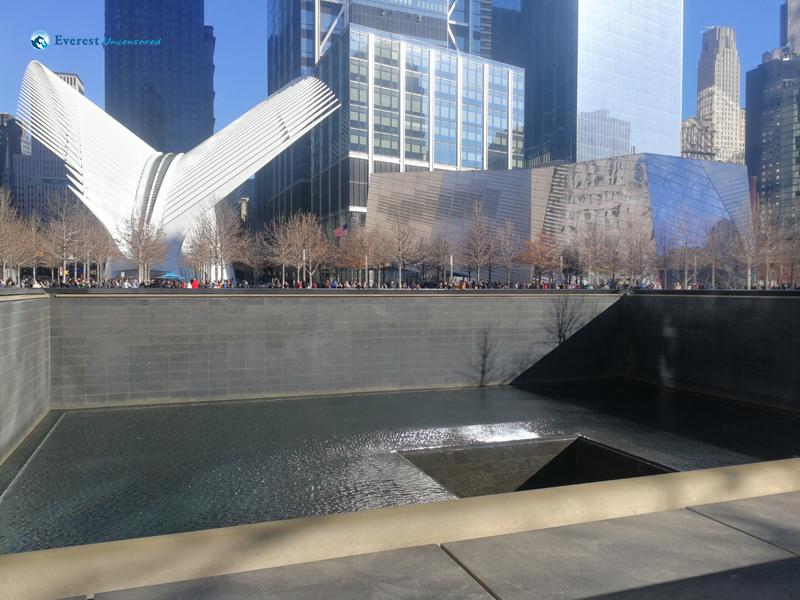 On 9/11 Memorial