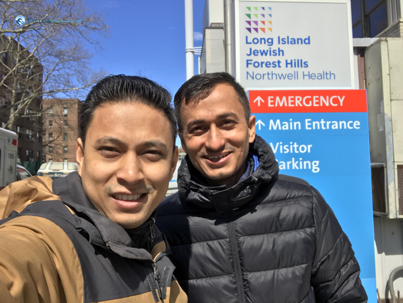 With Nepali Doc