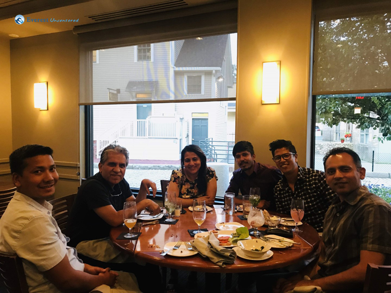 17. Dinner At Rudra Dai S Home