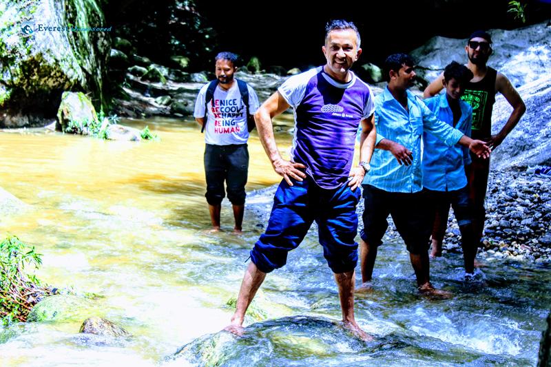 39 Walking On Water