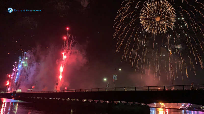 4th Of July, When The Night Turned To Day With Fireworks 2