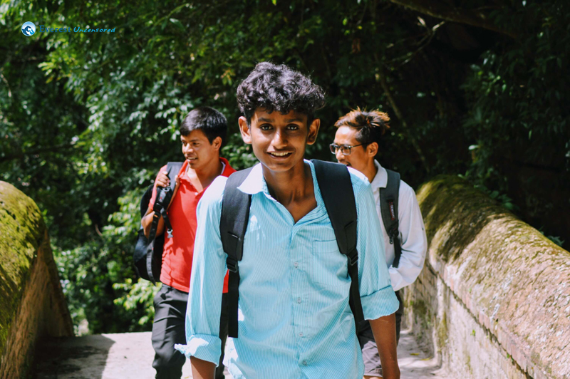 8 Smiling Little Man Kashmoddin
