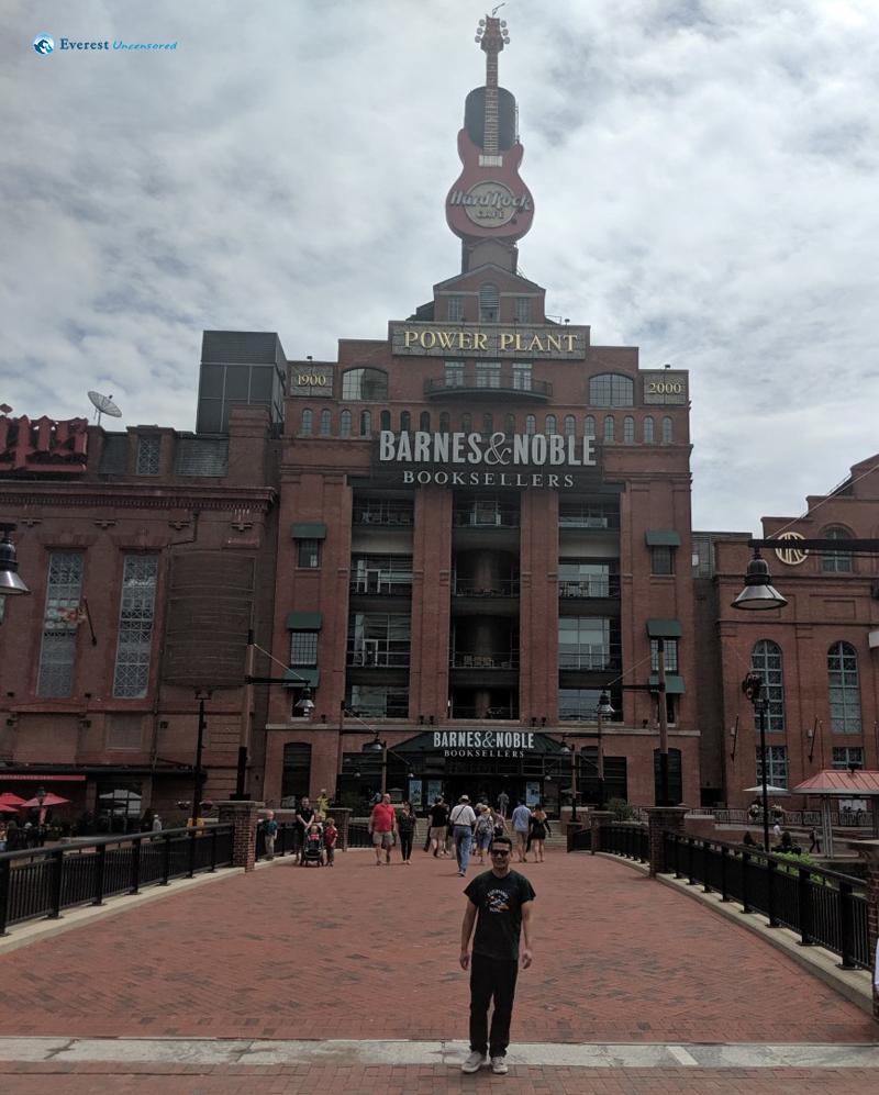 Baltimore Down Town