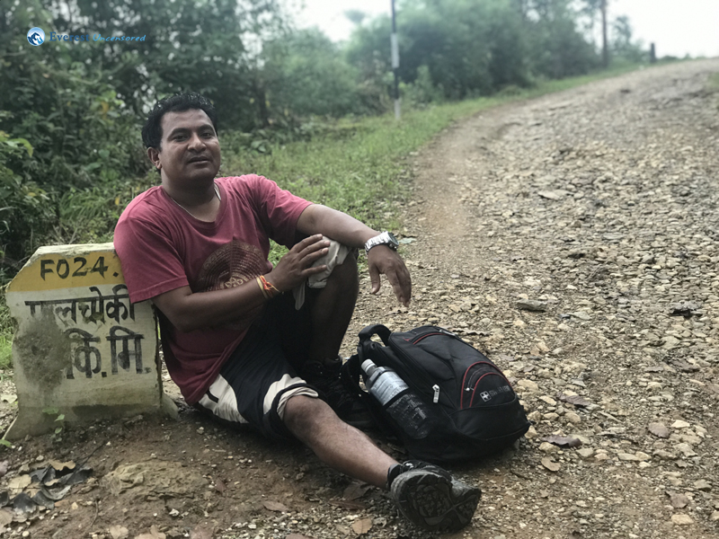 23. Kilometer Stone