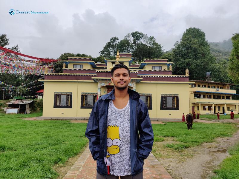 48 Bibhushan With Jacket