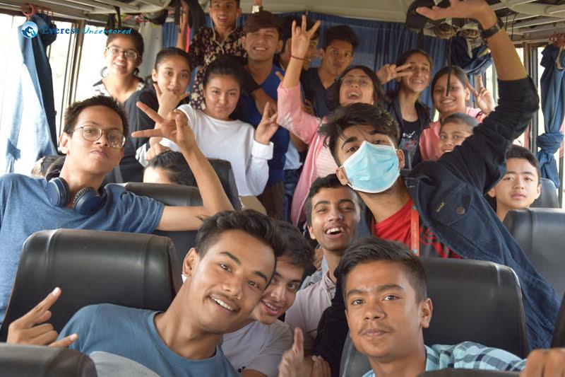 2. Bus Ride