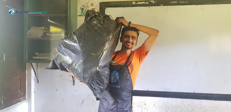45 Trash Man