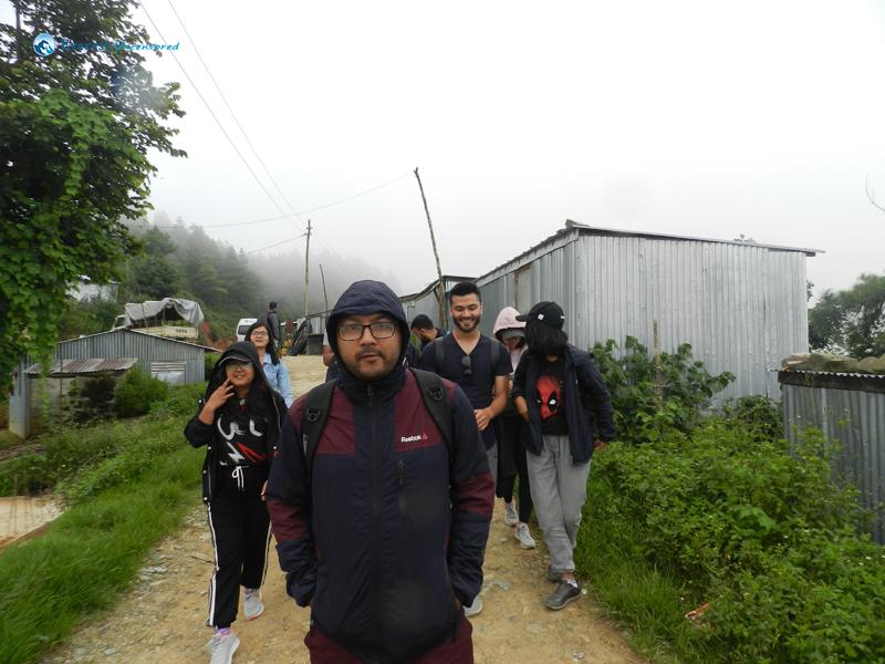 1.hike Starts