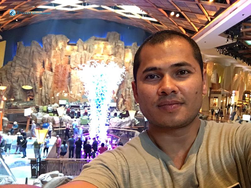 Casino In A Cave
