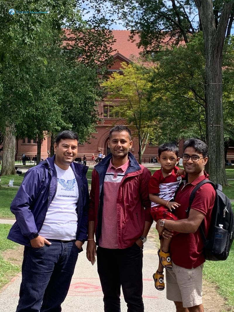 MIT and Harvard Tour