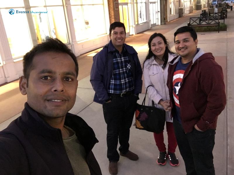 Shopping With Bipul Dai