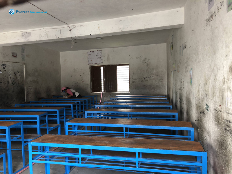 8.cleaning Classroom