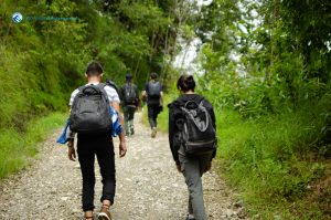 9. Togther We Hike