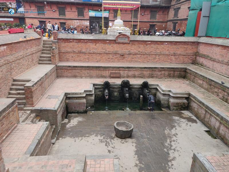 15. Hiti (Dhungey Dhara)