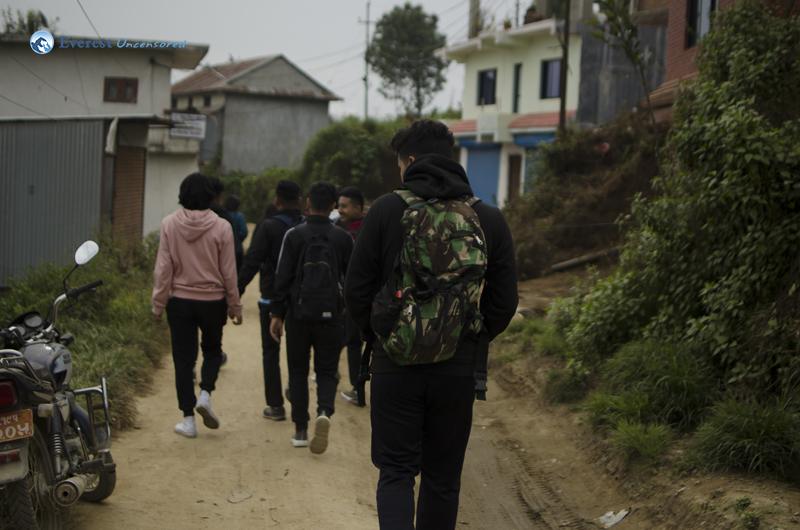 3. Together We Hike