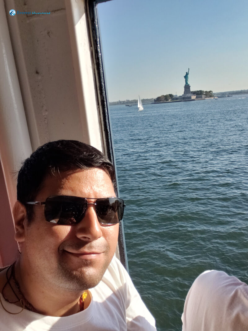 Free Ferry Ride To Statue Of Liberty