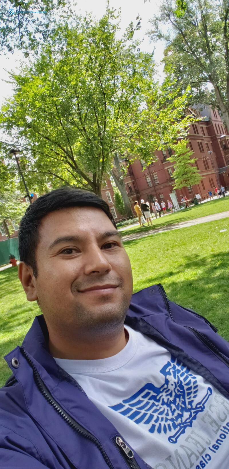 I Like Being In Harvard University