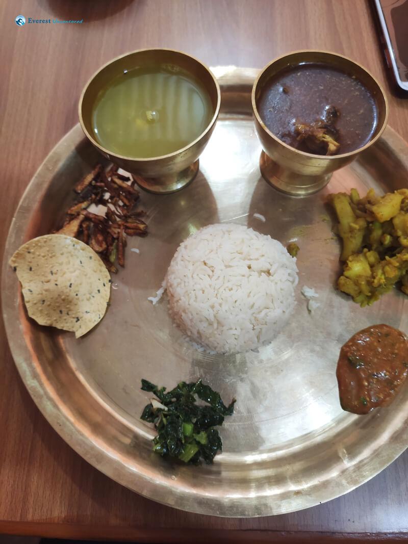14. Thakali Lunch