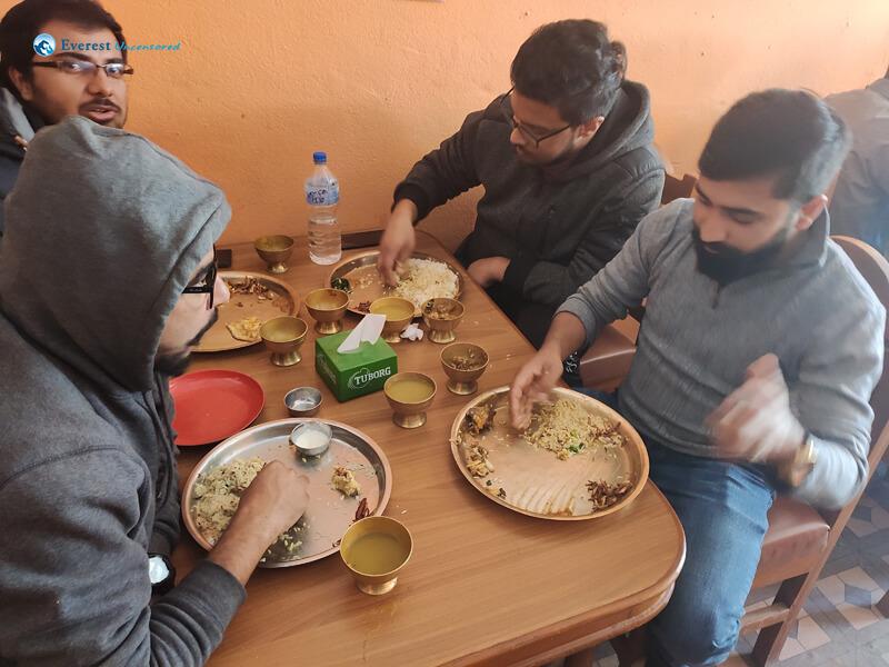 17. Thakali Lunch