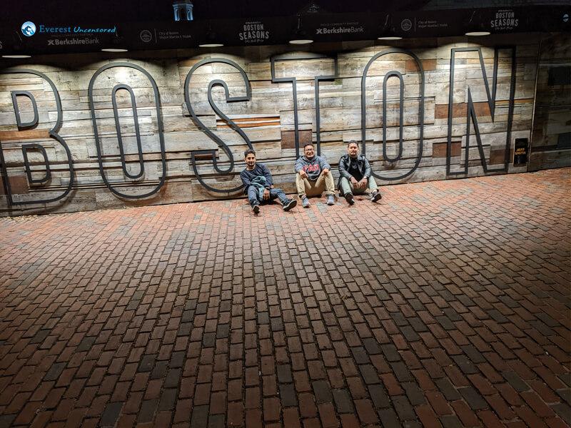 18. Boston