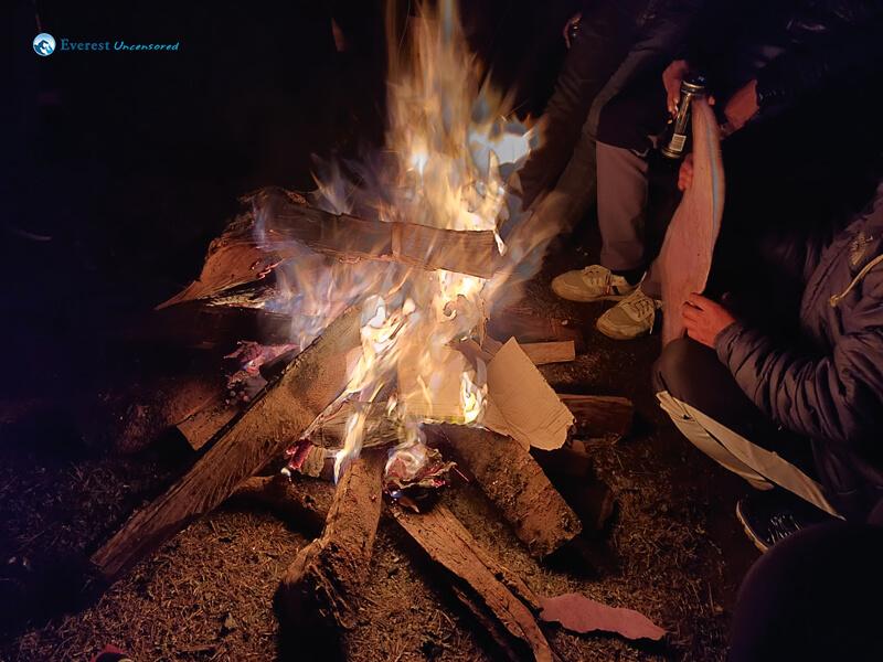 5. Camp Fire