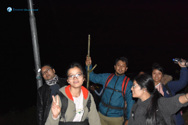 6. Memorable Night Walk