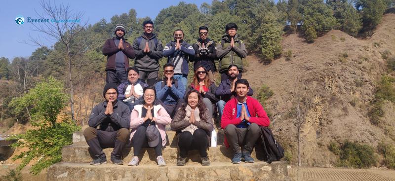 6. Namaste! Visit Nepal 2020