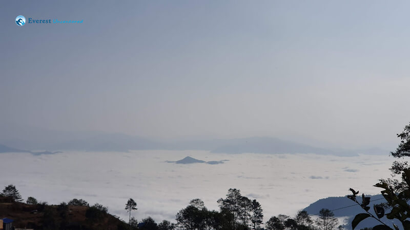 8. Ocean Of Clouds