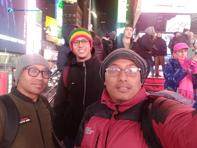 Mandatory Selfie NYC