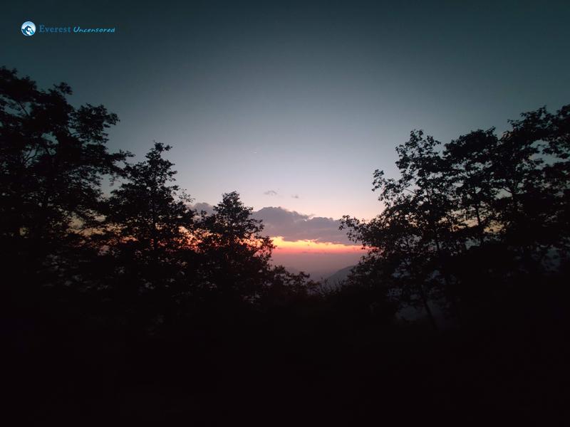 24. Sunset