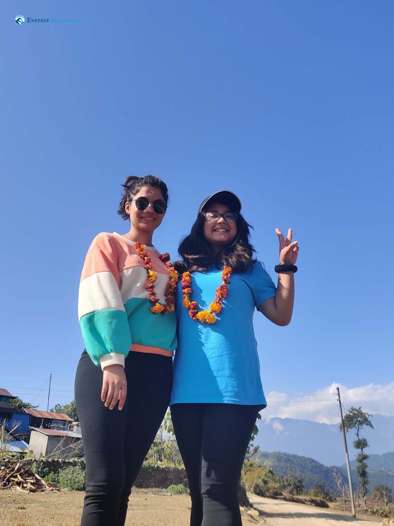 3. Adhikari Sisters