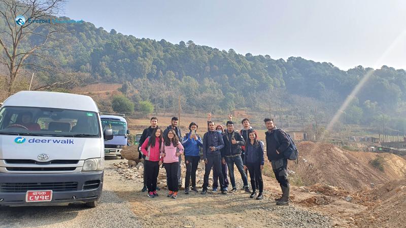 5. Hikers