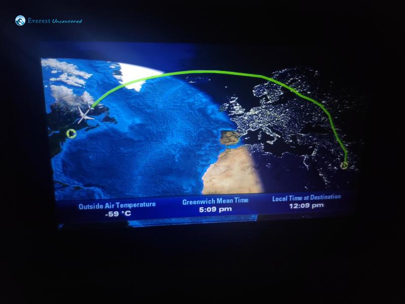 14 Hours Flight