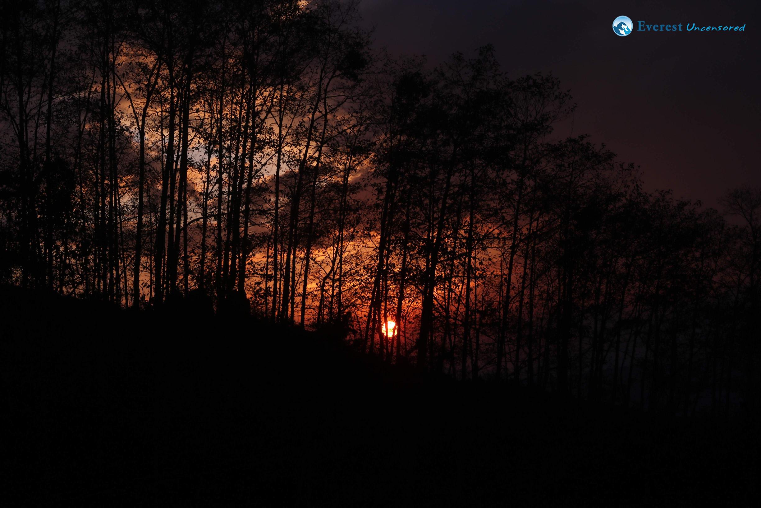 16.setting Sun