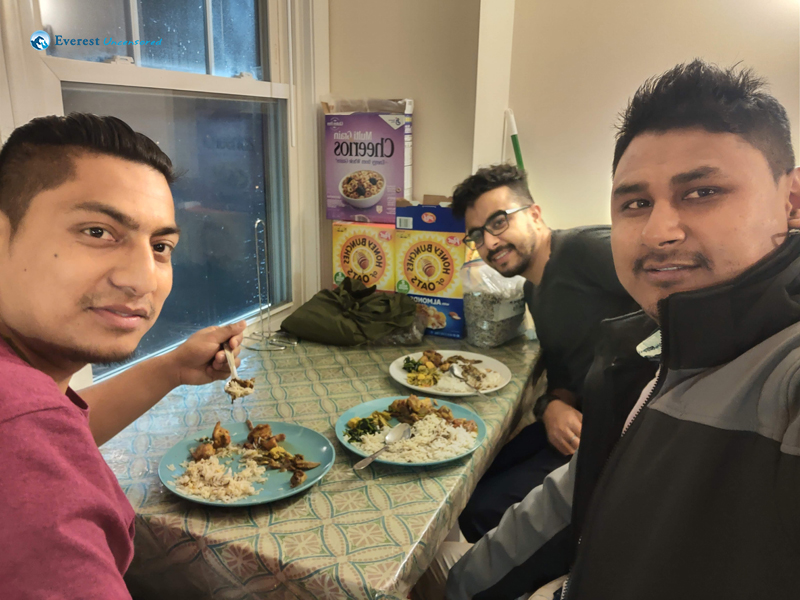 3 Dinner At Sagar Dai's Place