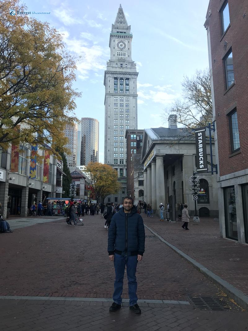 5. Downtown Boston