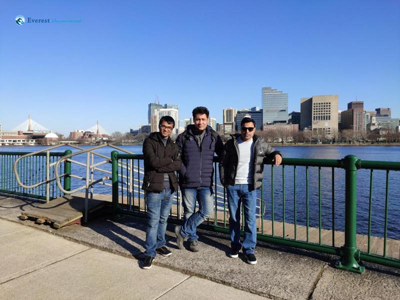 MIT Visit