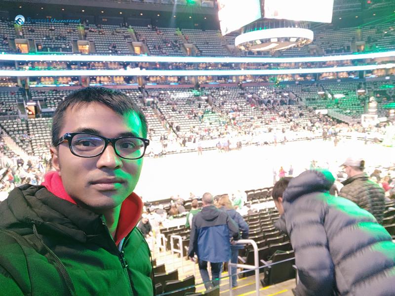 Td Garden Celtics Vs Hawks