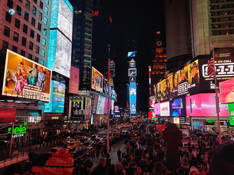 12. Time Square