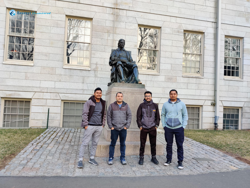 16. Inside Harvard With Sagar Dai