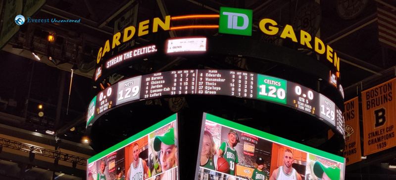 2. Final Score Of Nets And Celtics