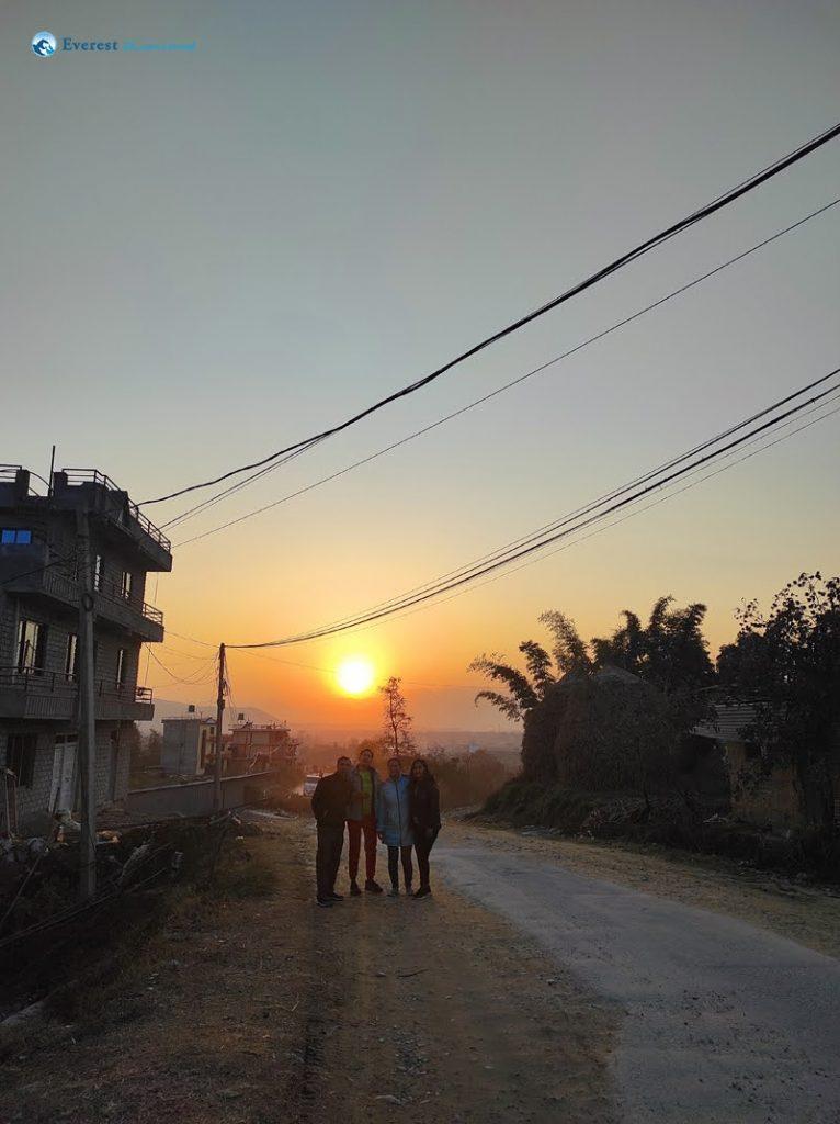 18. Beautiful Sunset