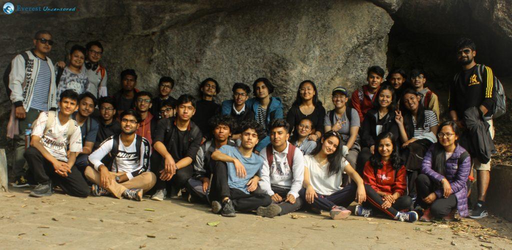 1. Hikers