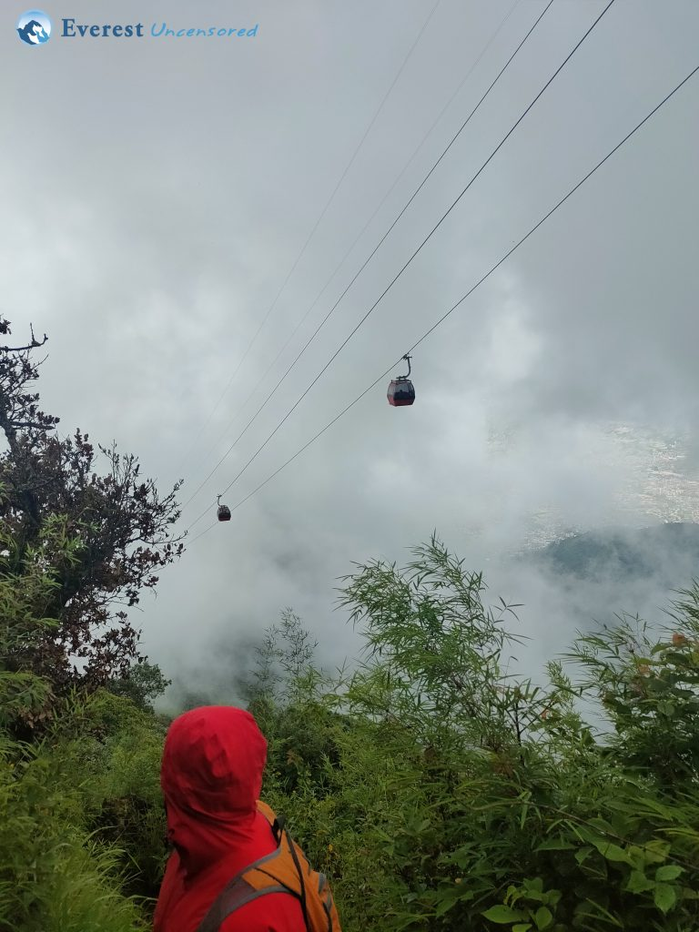 5. Lowkey Wanna Hop Into The Cable Car 1