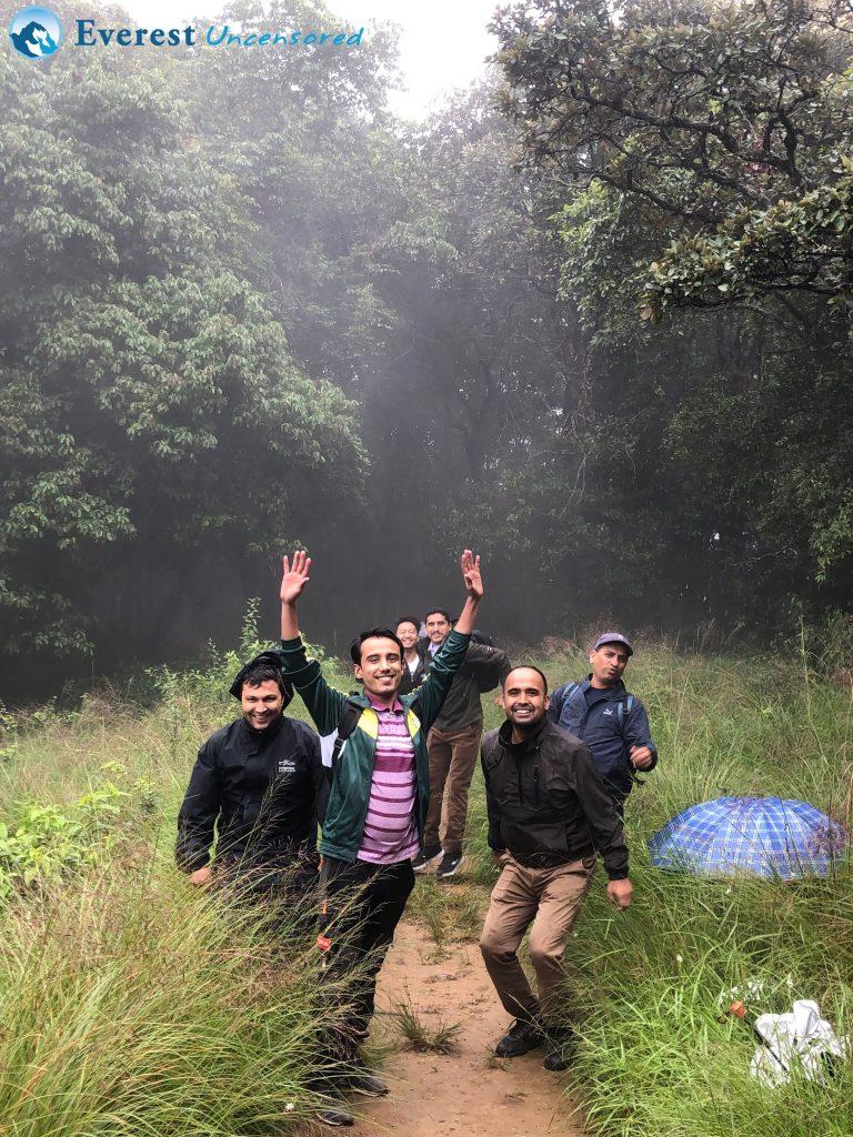 6. Living The Hiking Life